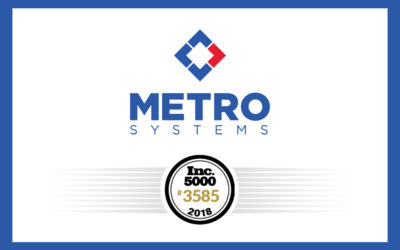 Metro Systems Inc. 5000 Profile