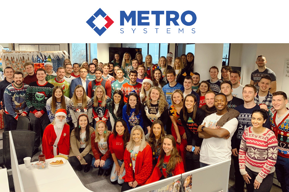 Holiday Party – Metro Style