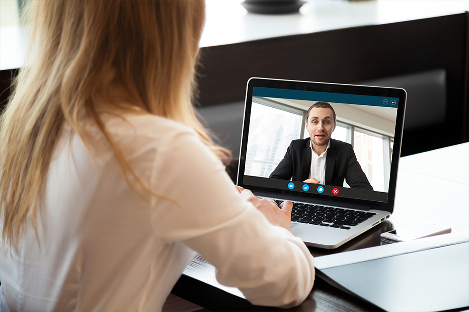 Essential tips to prepare for a video job interview